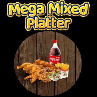 Mega Mixed Platter