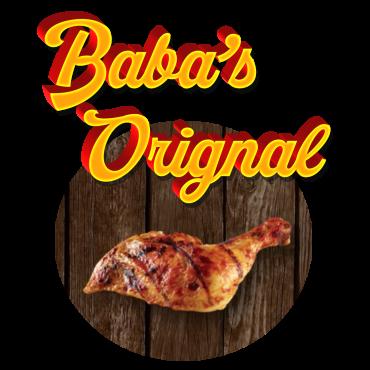1/4 Piece of Babas peri peri chicken