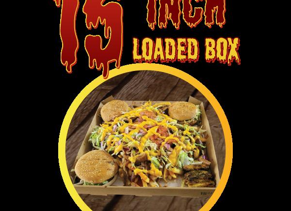 15 Inch Loaded Box