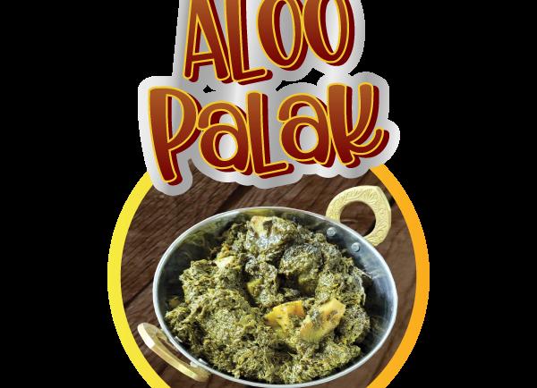 Aloo Palak
