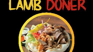 Chicken or Lamb Doner